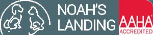 Vet in Elkhart | Noah's Landing Logo