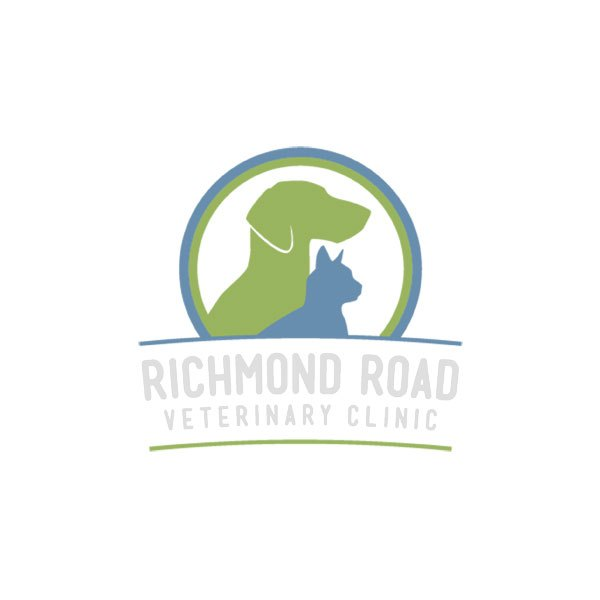 Richmond Road Veterinary Clinic Logo